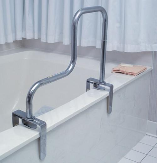 Heavy-Duty Safety Tub Bar