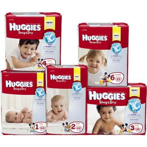 Kimberly Clark Huggies Diaper 13