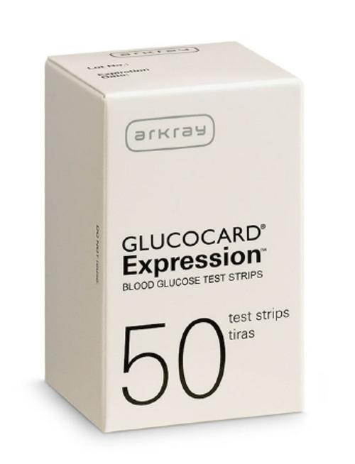 Arkray USA Glucocard Blood Glucose Test Strip
