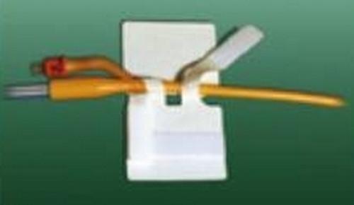 M.C. Johnson Cath-Secure Dual Tab Catheter Holder