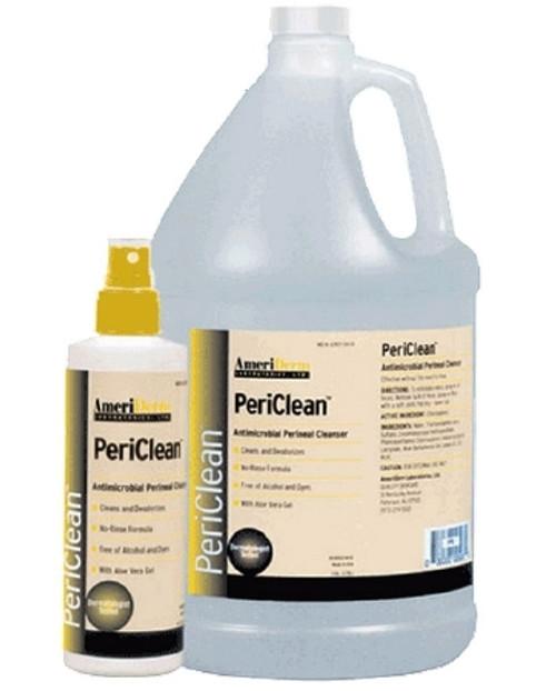 Ameriderm PeriClean Antimicrobial Perineal Wash