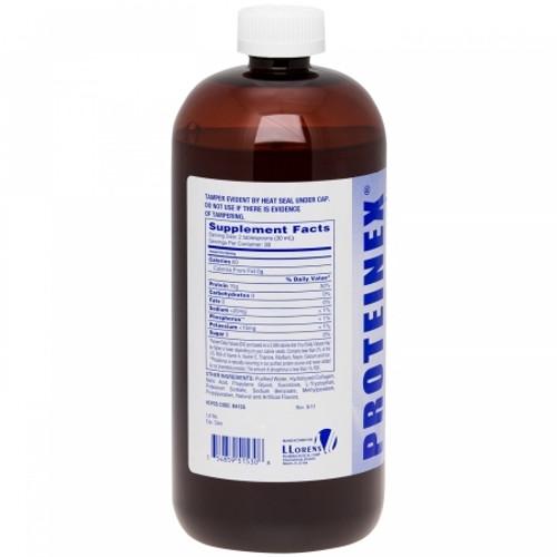 Lloren Pharmaceuticals Proteinx Oral Protein Supplement 1