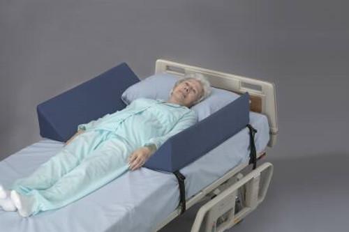 Bed Side Wedge Soft Rails