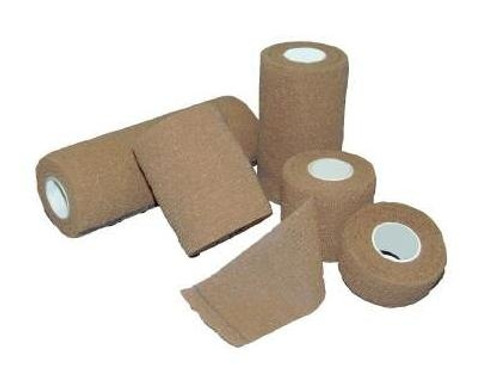 self-adhesive elastic bandages - non sterile