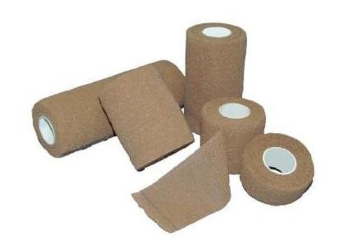 self-adhesive elastic bandages - sterile w/latex