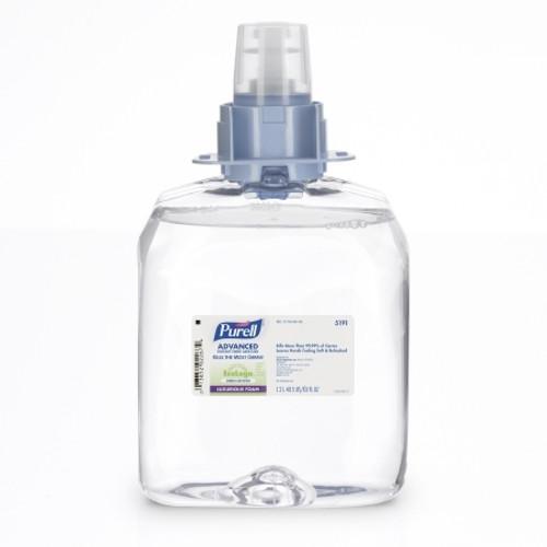 Hand Sanitizer Purell Advanced Ethanol Foaming Dispenser Refill Bottle