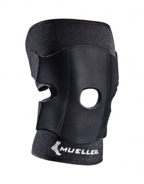 Knee Support Slip-On With Adjustable