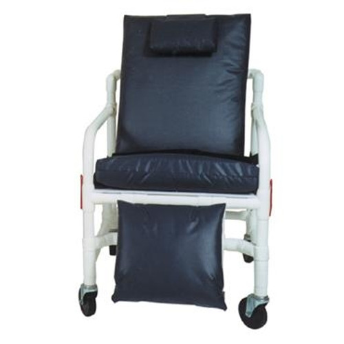 Bariatric Reclining Geri Chair with Elevated Legrest