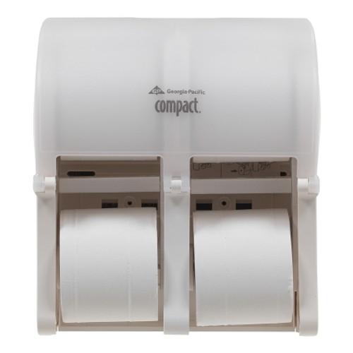 Georgia Pacific Compact Toilet Tissue Dispenser