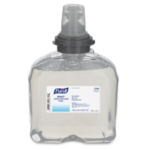 Alcohol-Free Hand Sanitizer Purell BZK (Benzalkonium Chloride) Foaming Dispenser