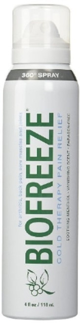 Patterson Medical Supply Biofreeze Cold Therapy Pain Relief