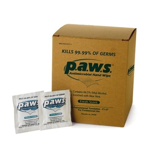 Sanitizing Skin Wipe Paws