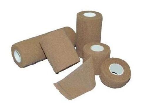 Self Adhesive Elastic Bandages - Sterile, Latex-Free