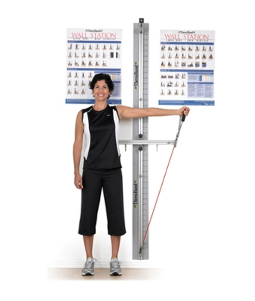 Theraband Professional Wall Exercise Station