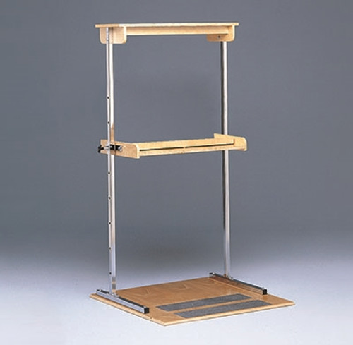 work hardening adjustable height shelf assembly