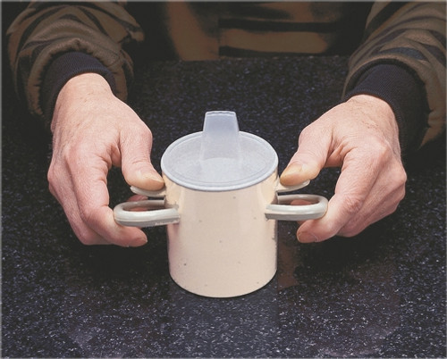 thumbsup cup and spout lid
