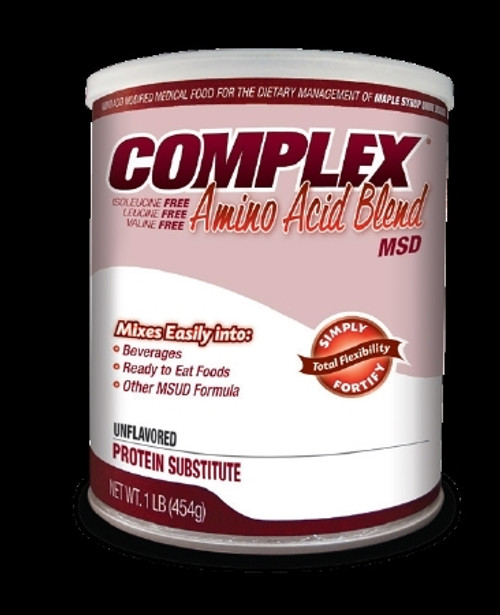 MSUD Oral Supplement Complex