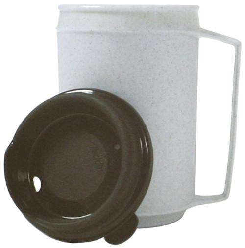 insulated mug nospill lid 12 oz.