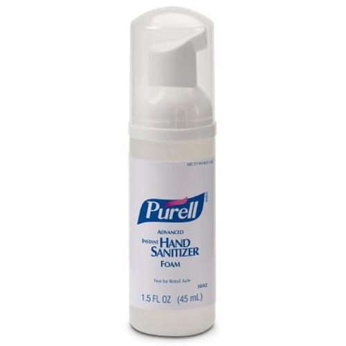Hand Sanitizer Purell Alcohol (Ethyl) Foaming Pump Bottle