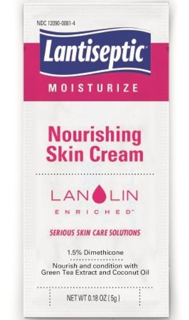 Moisturizer Lantiseptic Tube Unscented Cream