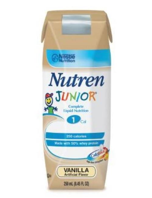 Nutren Junior Vanilla