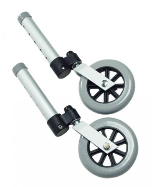 """Lumex 5"""" Swivel Walker Wheels"""