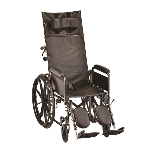 18 Inch Reclining Wheelchair