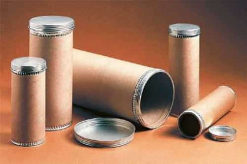 Mailing Tube Fisherbrand Brown