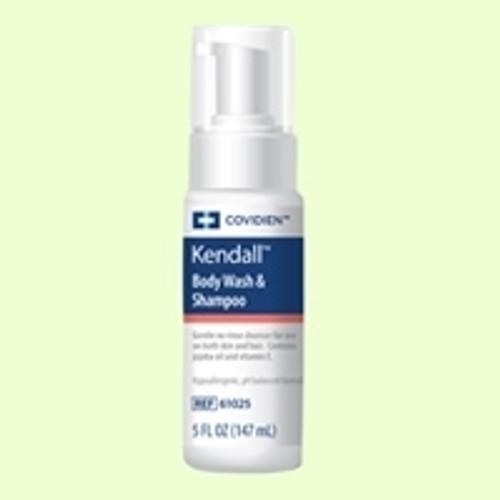 Covidien Kendall Shampoo and Body Wash