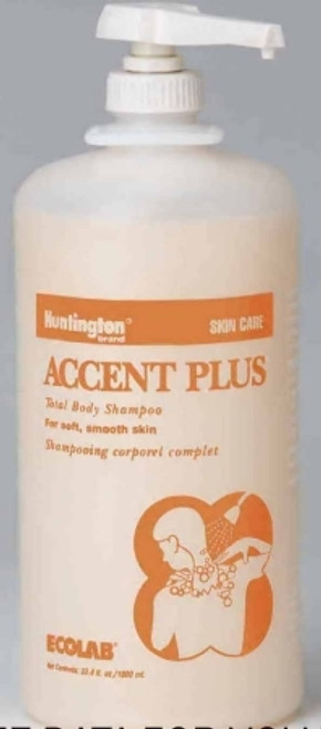 Shampoo and Body Wash Accent Plus