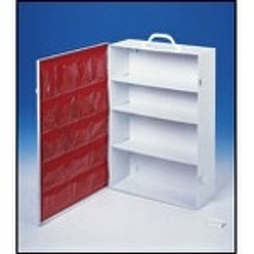 First Aid Cabinet Fixed Shelves