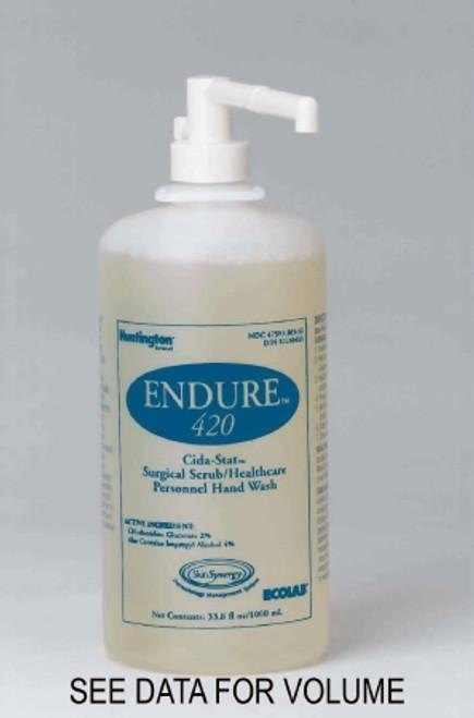 Surgical Scrub Endure CidaStat Bottle CHG (Chlorhexidine Gluconate)
