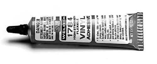 Air-Cushion Bumper Adhesive