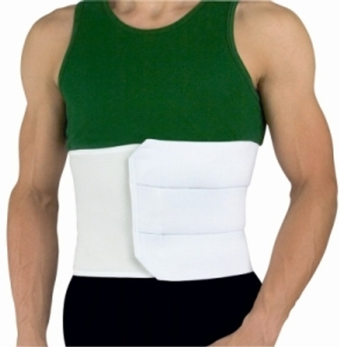 "dmi 3-panel abdominal binders, 9"" width"