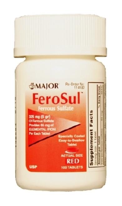 Iron Supplement FeroSul