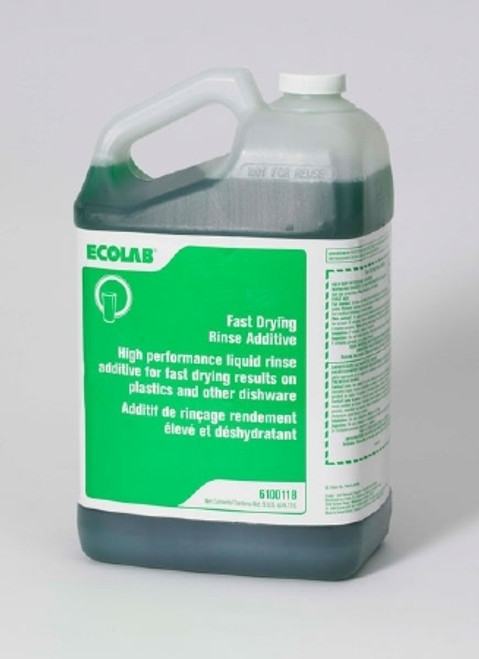 Ecolab Fast Drying Rinse Additive