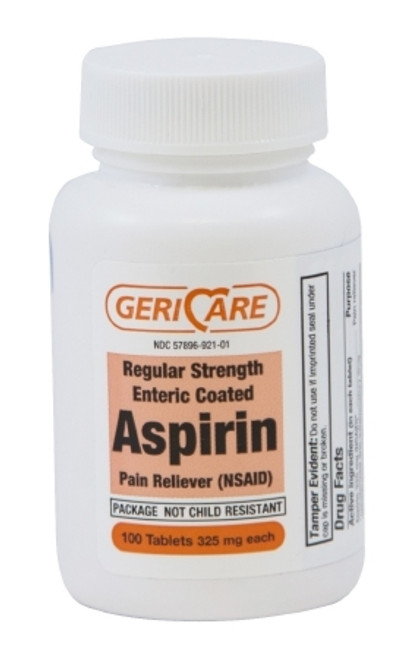 McKesson Aspirin Tablets