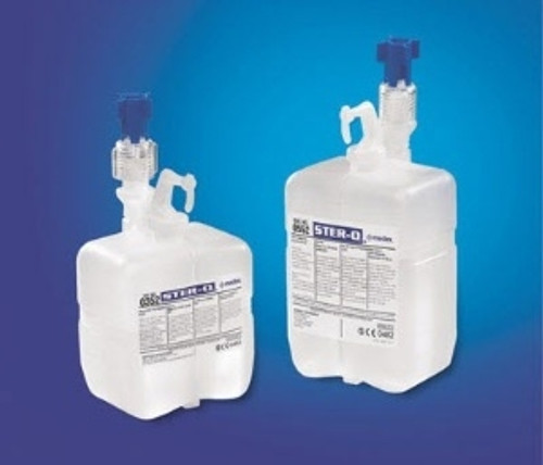 Prefilled Humidifier with Adapter Portex