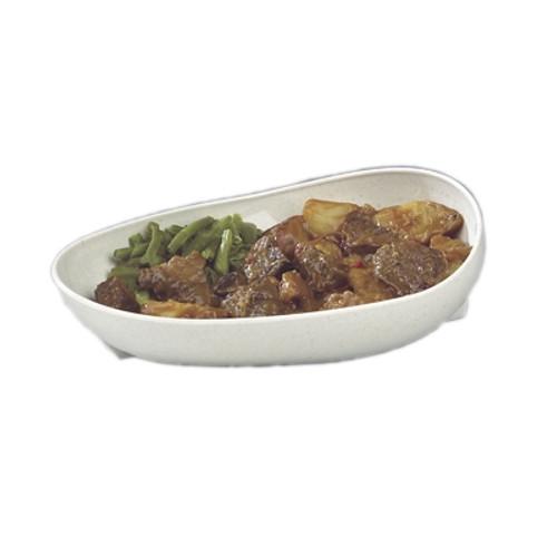 nonskid scoop dish