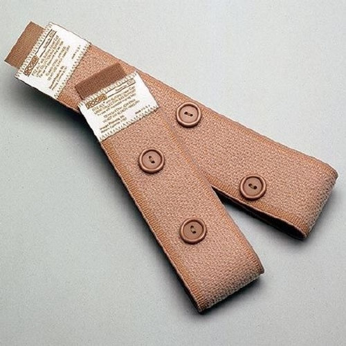 Urocare Products Fitz-All Fabric Leg Straps with Buttons