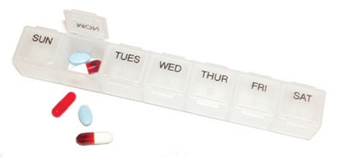7-Day Pill Holder
