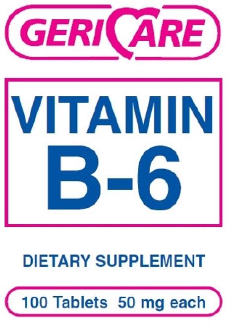 Vitamin B-6 Tablets