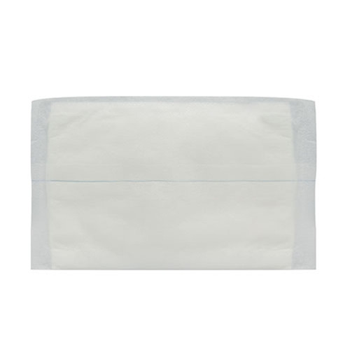 Abdominal Pad Dukal NonWoven / Cellulose / Moisture Barrier Rectangle NonSterile