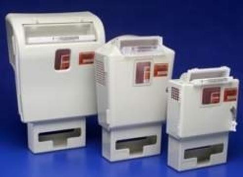 Mounting Bracket - Glove Box Holder SharpSafetyIn-Room Horizontal Mount 2-Box Beige 4-1/2 X 8 X 12-1/2 Inch Plastic