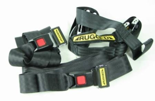 Restraint Strap Buckle Set - One Size Fits Most
