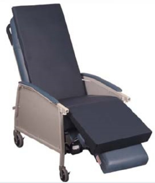 Blue Chip Medical Geri-Gel Chair Overlay