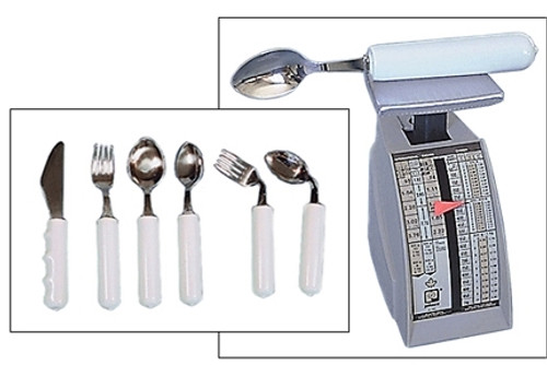 Fabrication Enterprises Comfort Grip Fork