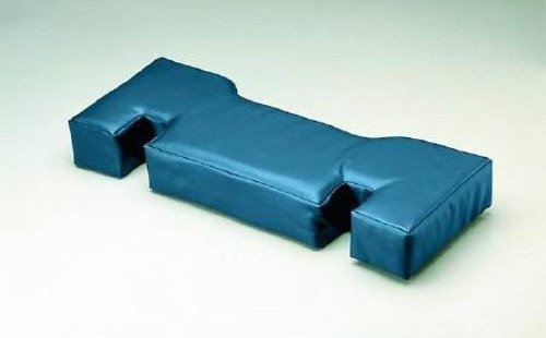 Posey Lap Hugger for Full Arm Wheelchairs - Blue