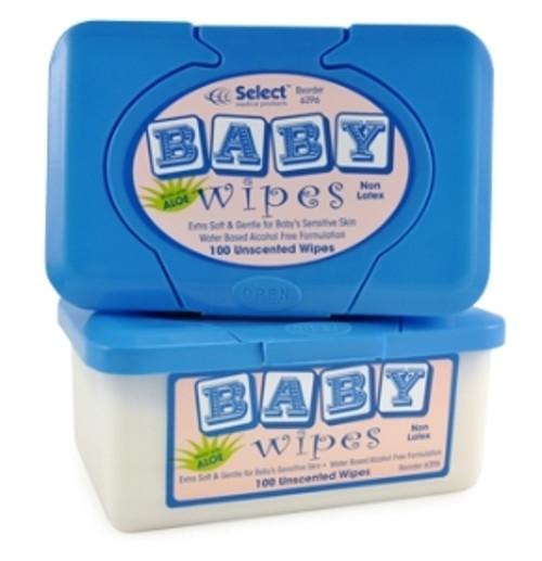 McKesson Baby Wipe Select