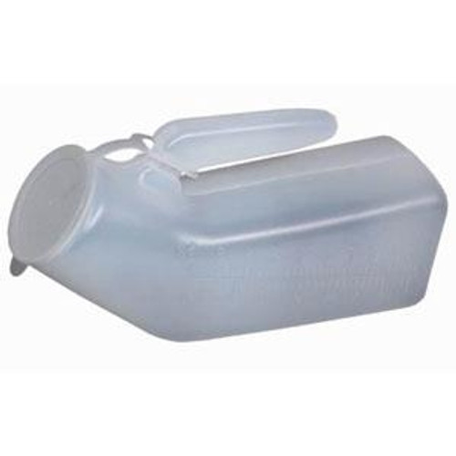 Male Urinal with Cover